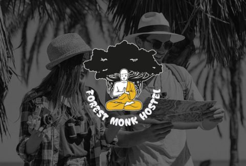 Хостел Forest Monk