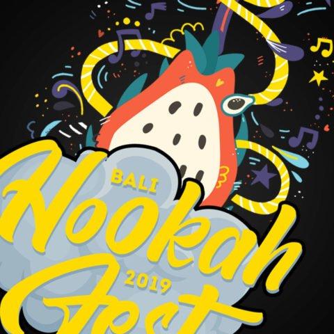 Реклама Hookah Fest Bali