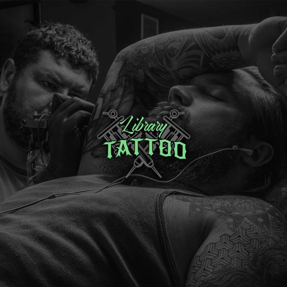 Мобильное приложение Library Tattoo