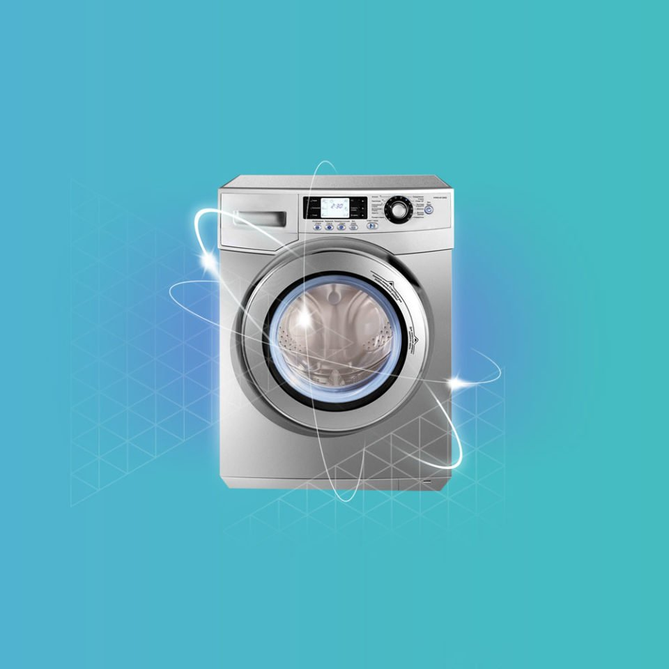 Лендинг по ремонту стиральных машин
