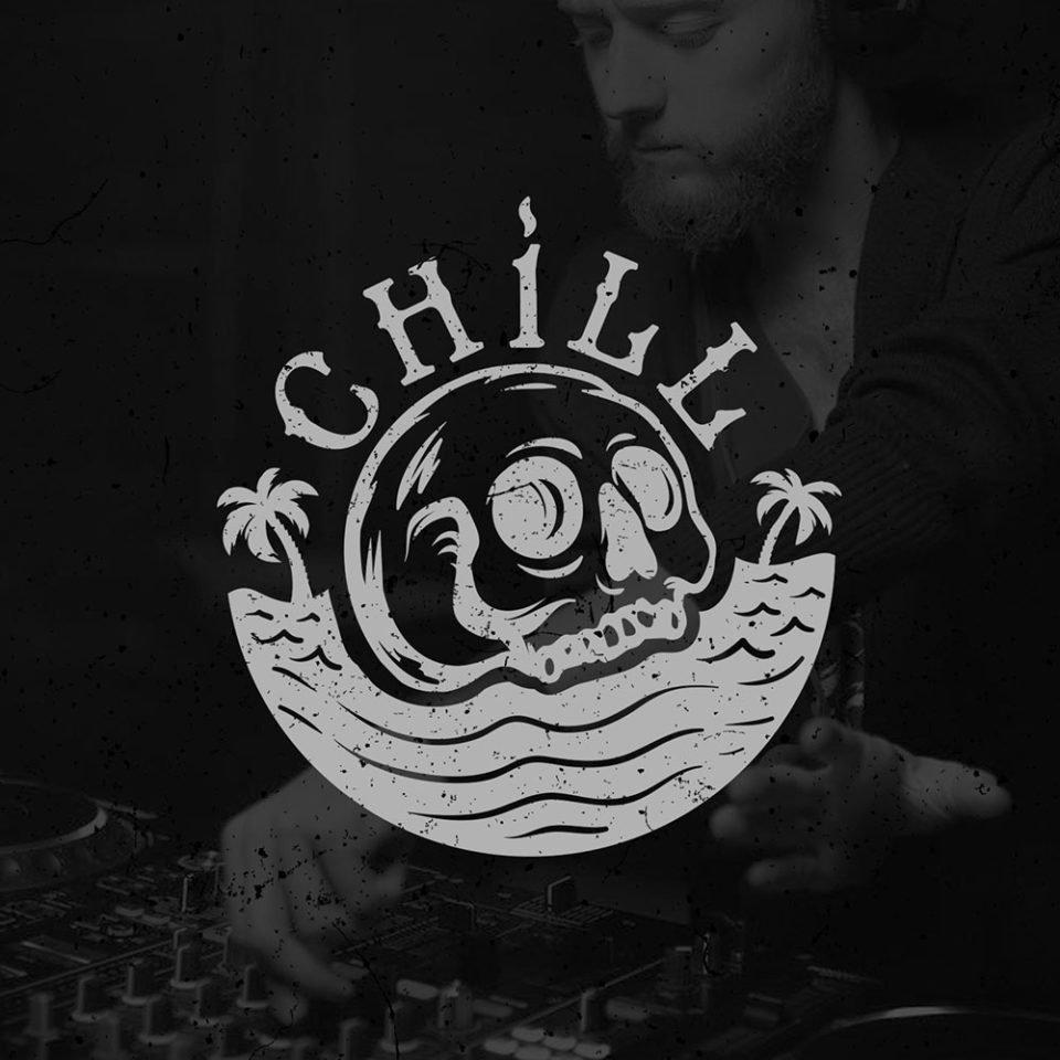 Логотип для музыканта Anton Chill